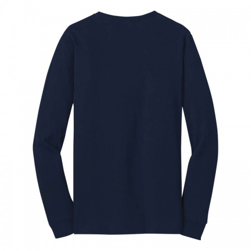 Naish APP Camiseta Large Box L/S - Navy