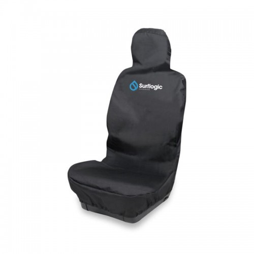 Surf Logic Car Seat Cover Black (Waterproof)