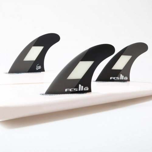 Set Aletas FCS II FT PC M Tri Fins