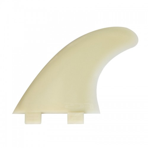 Set Aletas GX Natural Glass Flex Tri Fins