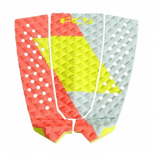 Pads Filipe Toledo Red/Lime/Slate