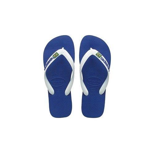 Hav. Brasil Logo Marine Blue