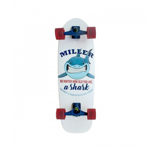 Miller Surfskate Shark 31,5""