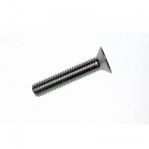 Tornillo Aleta Acero 8x25mm Phillips Avellanada