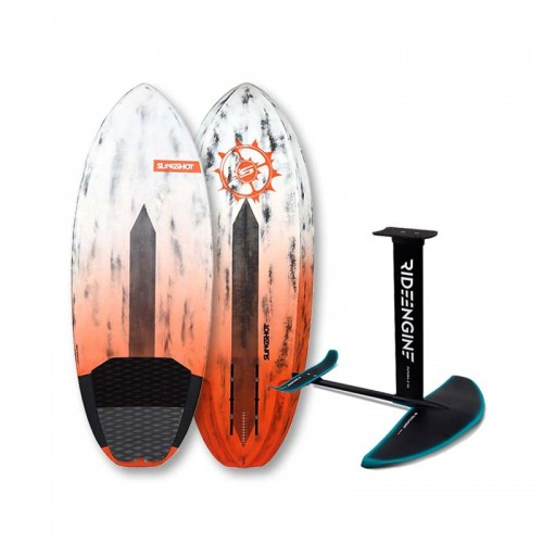 Pack 2019 Surfoil RE Futura Surf High Roller 4´0""