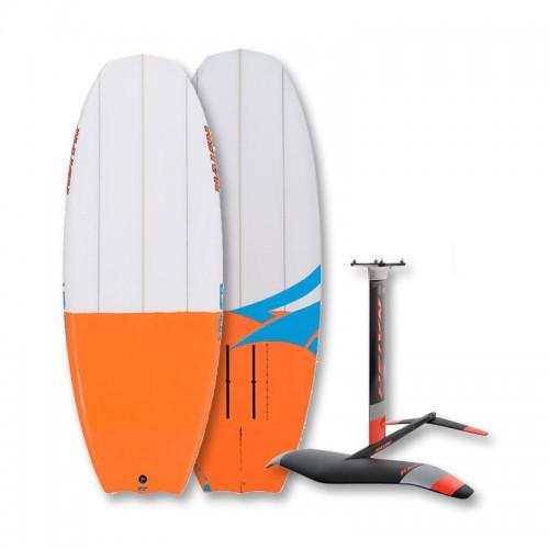 "Pack 2019 Surfoil Naish L QR+Surf Acsend PU 4´8"""