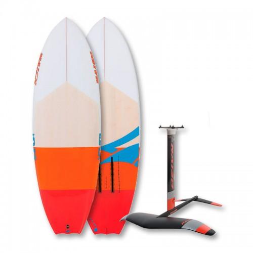 Pack 2019 Surfoil Naish L QR+ Surf Hover Comet EPX