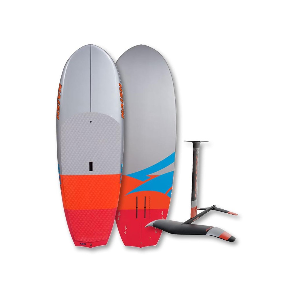 Pack 2019 Supfoil Naish XL QR + Hover 120