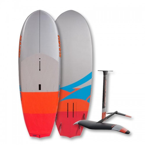 Pack 2019 Supfoil Naish XL QR + Crossover 120