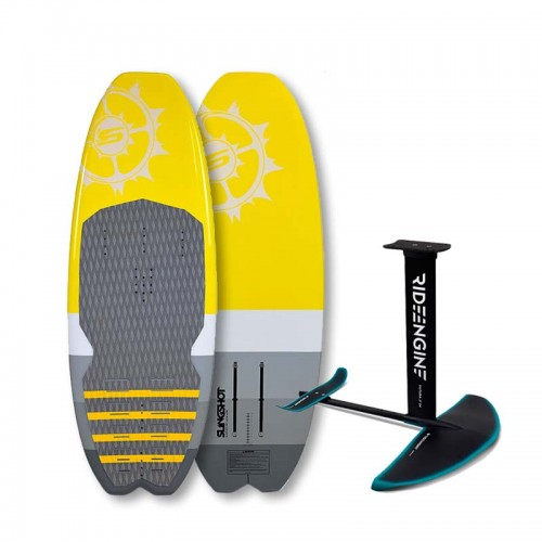 Pack 2019 Kitefoil RE Futura Surf + Alien Air 4´8""