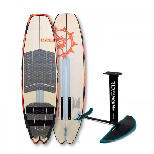 Pack 2019 Kitefoil RE Futura Surf + Converter 5´4""