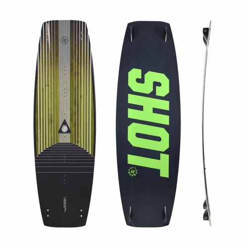 Slingshot 2020 Kiteboard Refraction