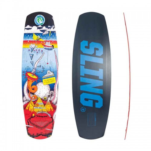 Tabla Wakeboard Slingshot Coalition 2020