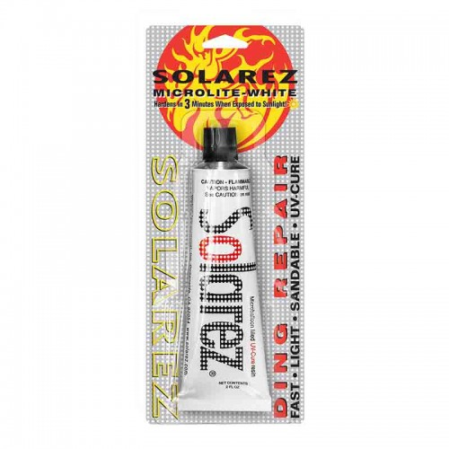Kit Reparacion Solarez Microlite White 2oz.