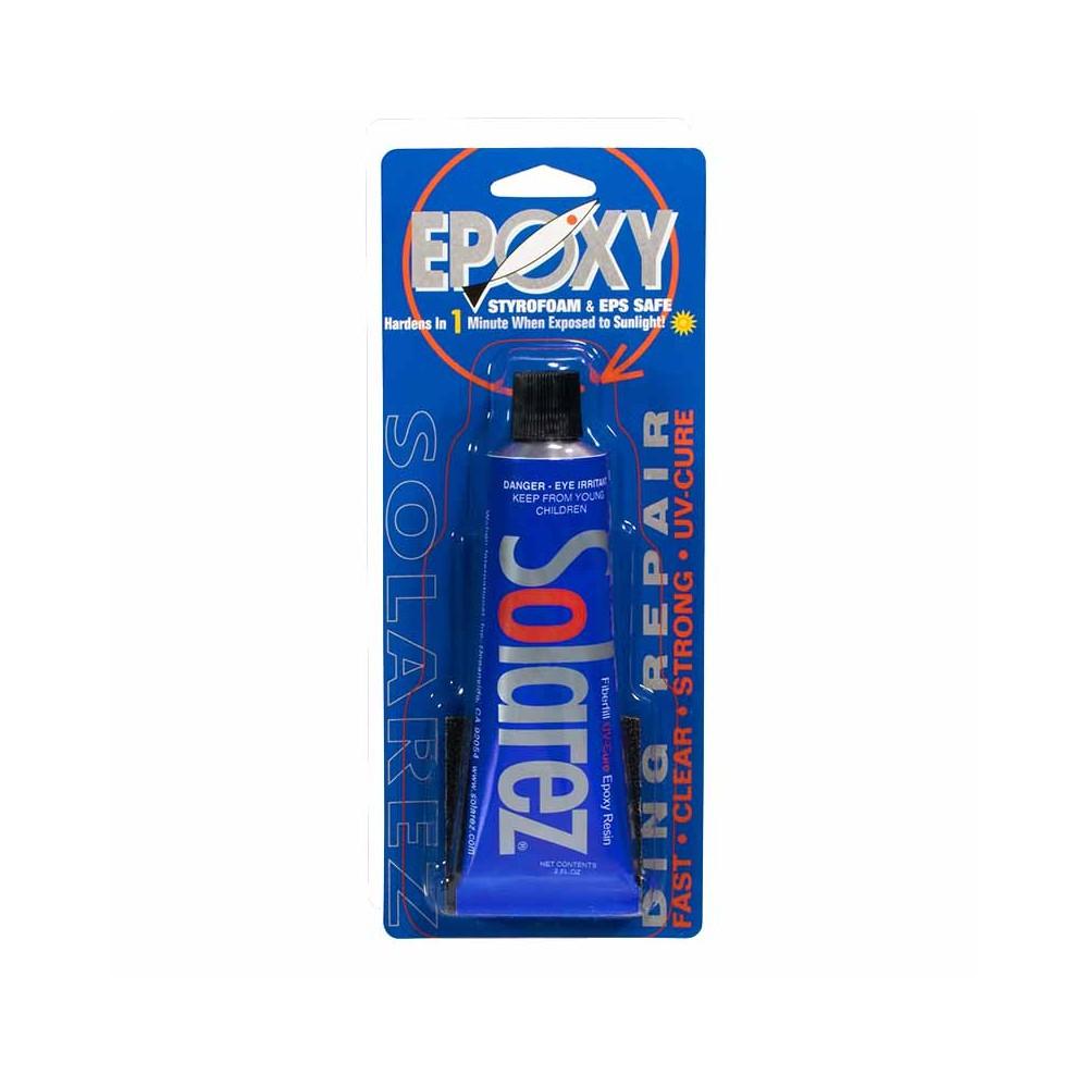 Kit Reparacion Solarez 1oz EPOXY Ding Repair Pkg