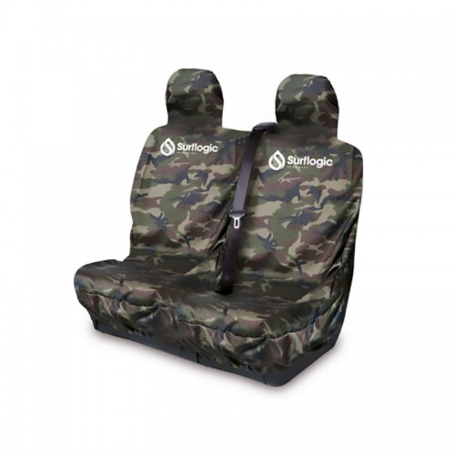 Surf Logic Car Seat Cover Double Camo (Waterproof)