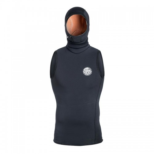 Chaleco Rip Curl Fbomb Polypro Hood Vest