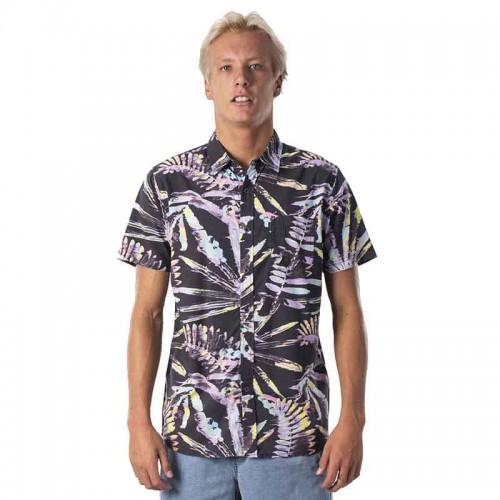 Camisa RIP Curl Glitch Short Sleeve