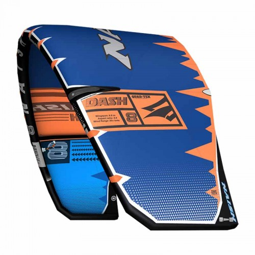 Cometa Naish Dash S25 Deep Blue/Orange/Blue
