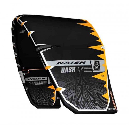 Cometa Naish Dash LE S25 Black/Orange