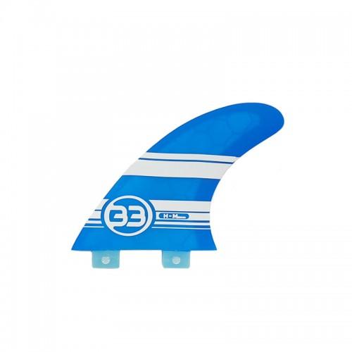 Set Aletas B3 Surf Honey Comb FCS (Set 3)