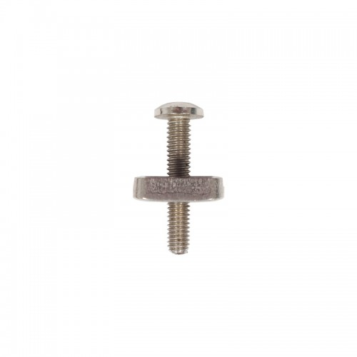 Tornillo mas placa de aleta 4X22mm Philips