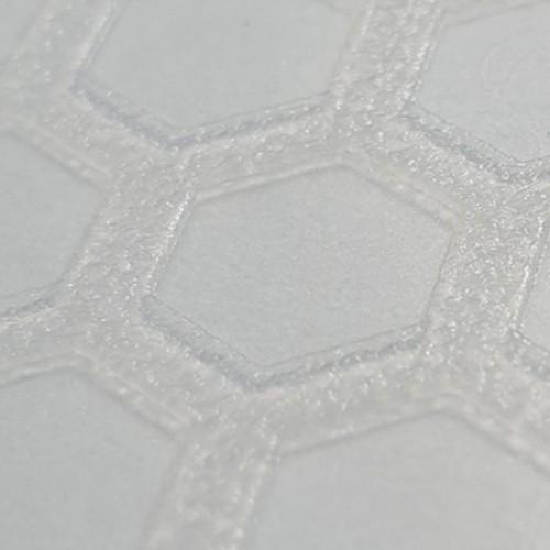 Hexa Traction Pad B3 Silicon Trans. (10 pcs)