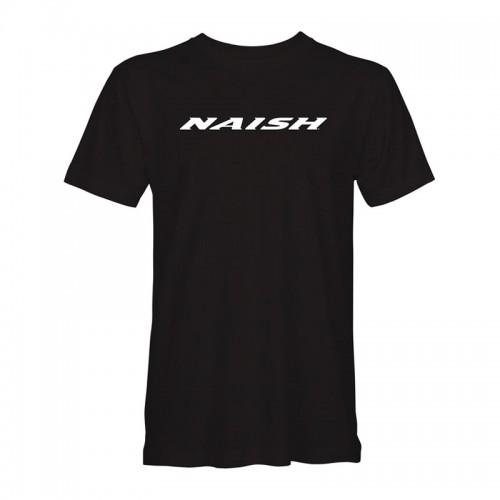 Camiseta Naish Logo Black