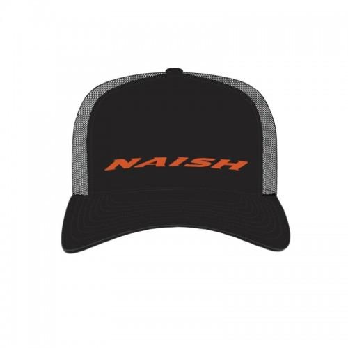 Gorra Naish Trucker Black
