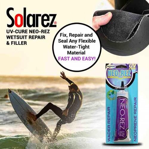 Kit de reparación Solarez UV NEO-REZ 1oz