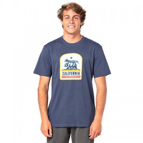 Camiseta Destination Animals Rip Curl Navy