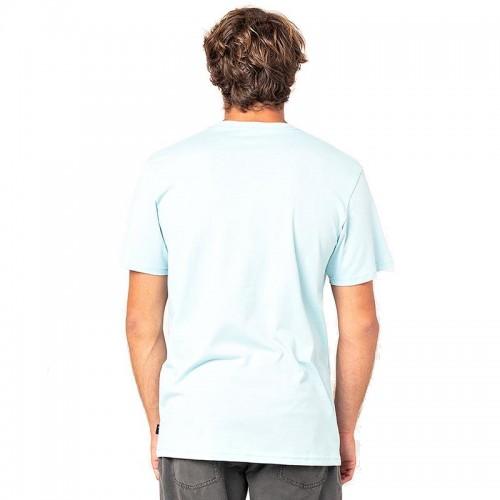 Camiseta Destination Animals Rip Curl Celeste