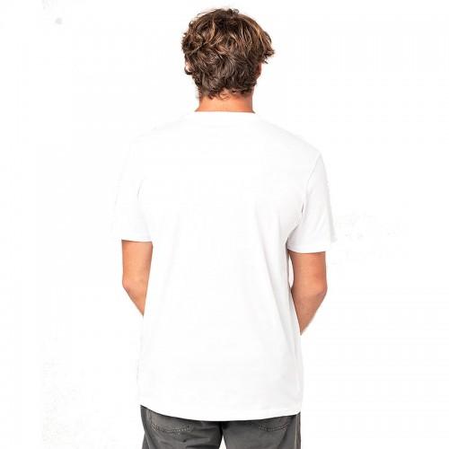 Camiseta Good Day Bad Day Rip Curl Blanca