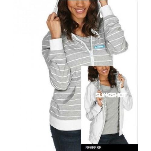 Slingshot 2014 Unisex Reversible Zip Hoody Sz