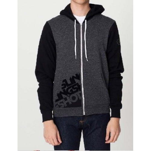 Slingshot 2014 Men's Slant Pocket Zip Hoody
