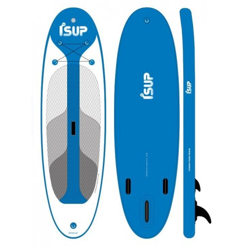 "Tabla B3 ISUP 3nd Edition 10´x34""x6"" (White/Blue)"