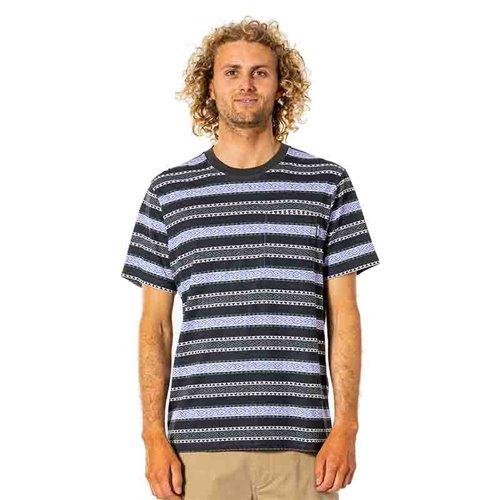 Camiseta Melting Summer Stripe Rip Curl