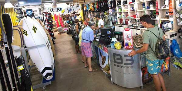 Tienda B3 Proshop Tarifa