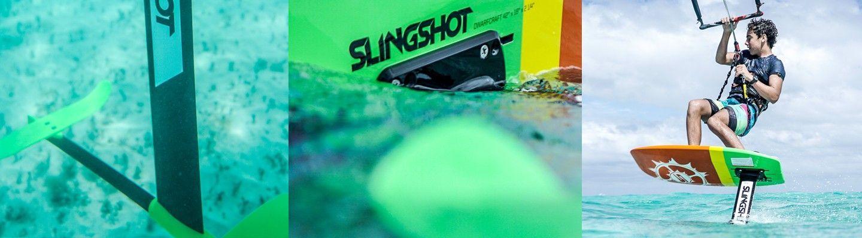 Foil Slingshot